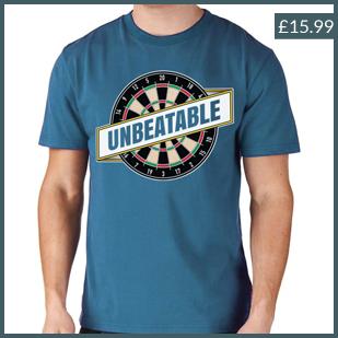 darts sporting t-shirts