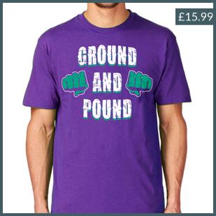 mma sport t-shirts